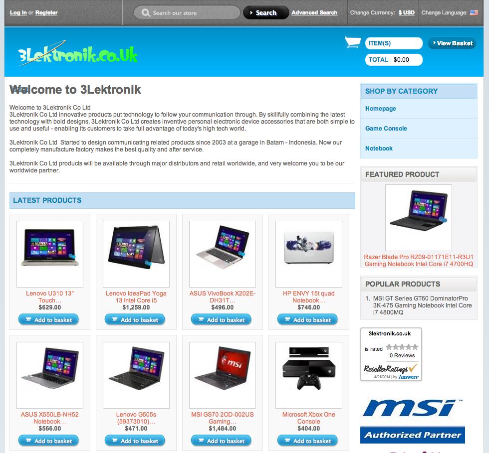 3lektronik.co.u