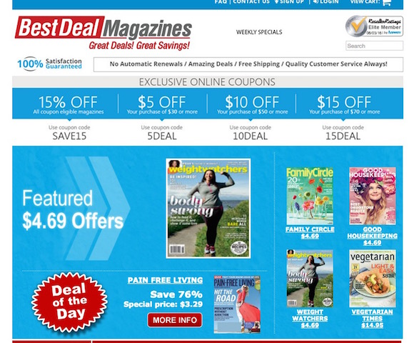 Best Deal Magaz