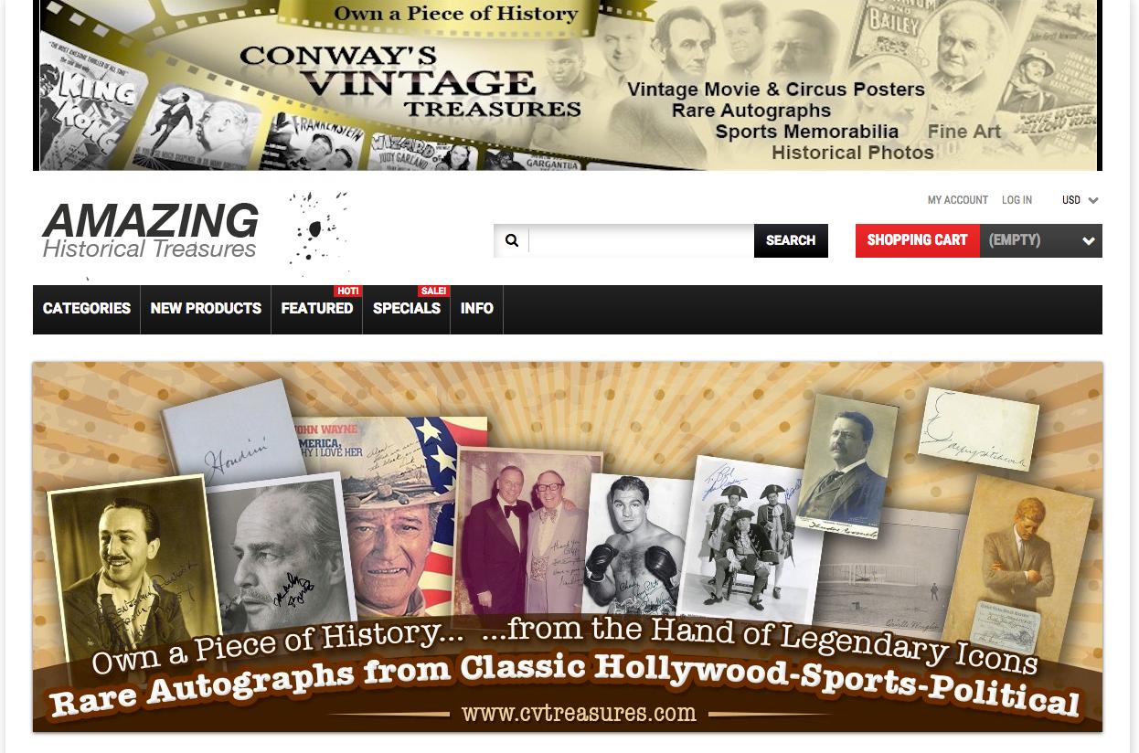 Conways Vintage