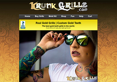 Krunk Grillz