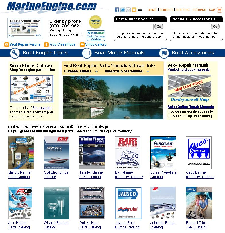 MarineEngine.co