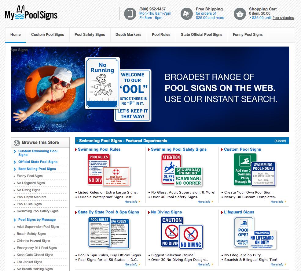 MyPoolSigns.com