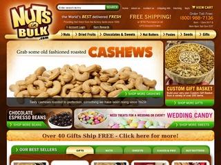 Nuts in Bulk