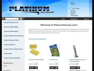 Platinum Vacuum