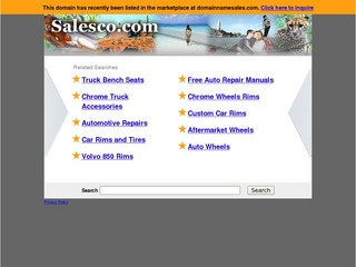 Salesco.com