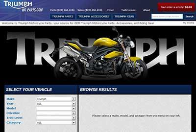 Triumph Motorcy