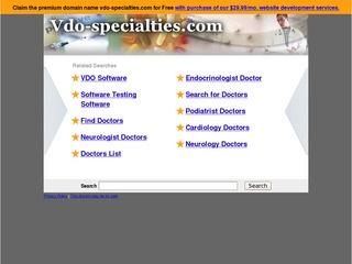VDO Specialties