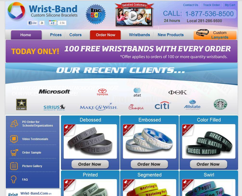 Wrist-band.com