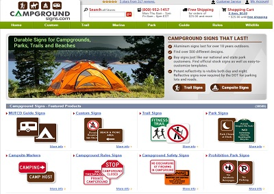 CampgroundSigns