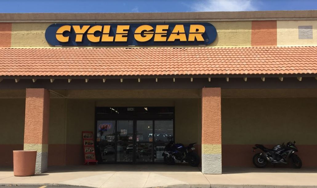 Cycle Gear, Mes
